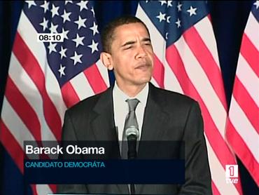 FOTO: Barack Obama, en Chicago, ayer