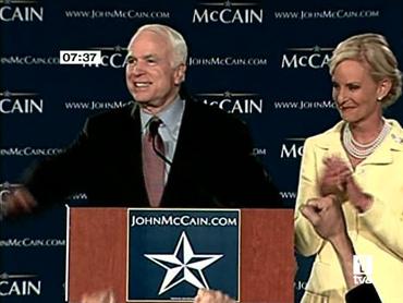 FOTO: McCain, anoche