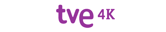 Logo de TVE-4K
